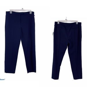 DKNY Navy Blue Pull On Trousers 14